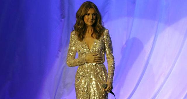 Watch Celine Dions Poignant Tribute to Las Vegas Shooting