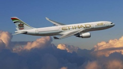 Photo: Etihad Airways suspends operations over Strait of Hormuz, Gulf of Oman