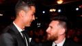 الصورة: Messi, Ronaldo World Cup exits signal changing of the guard