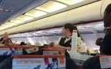 Photo: Cabin crews have secret code while flying