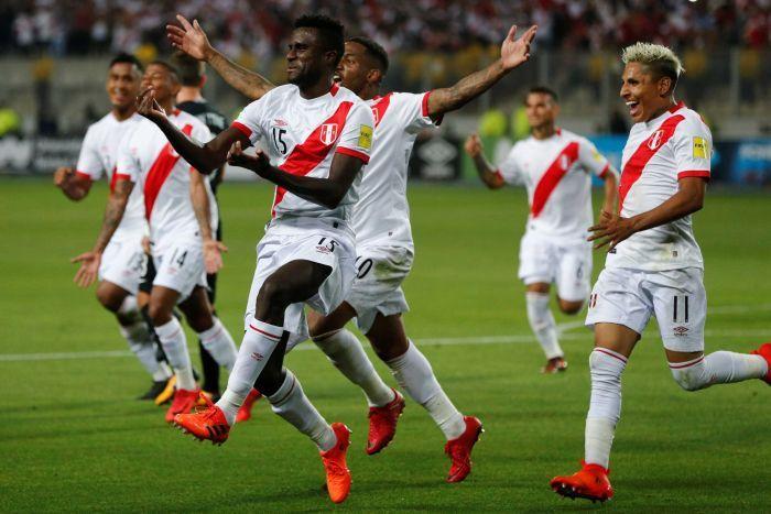 last world cup