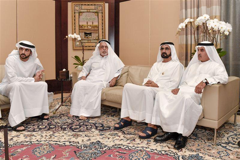 VP offers condolences on death of wife of Abdullah Ahmed Al Ghurair