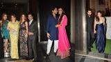 Photo: Shahid Kapoor, Mira and many more at Gautam Gupta & Smriti Khanna wedding dinner