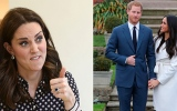 Photo: Duchess Catherine is 'absolutely thrilled' for Prince Harry and Meghan Markle
