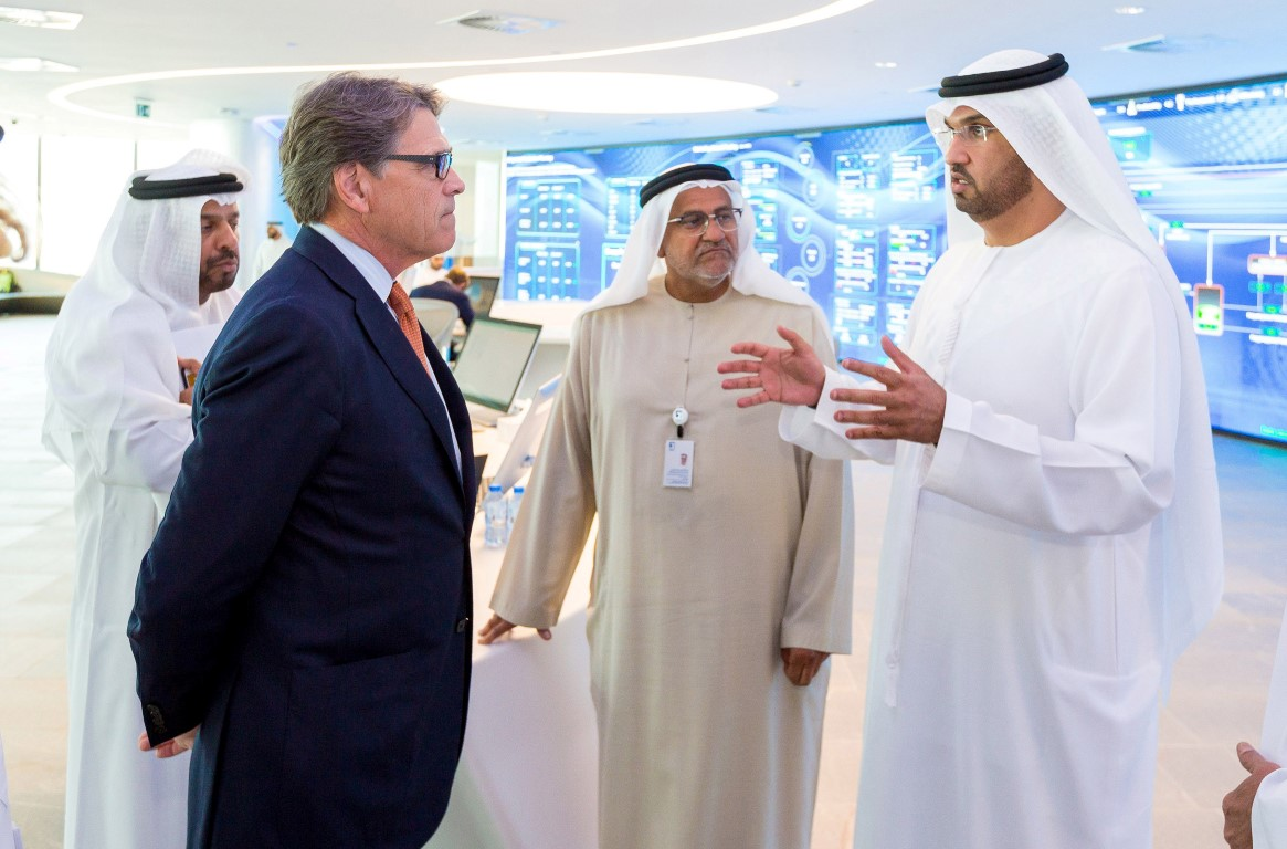 US Secretary of Energy visits ADNOC - Emirates24|7