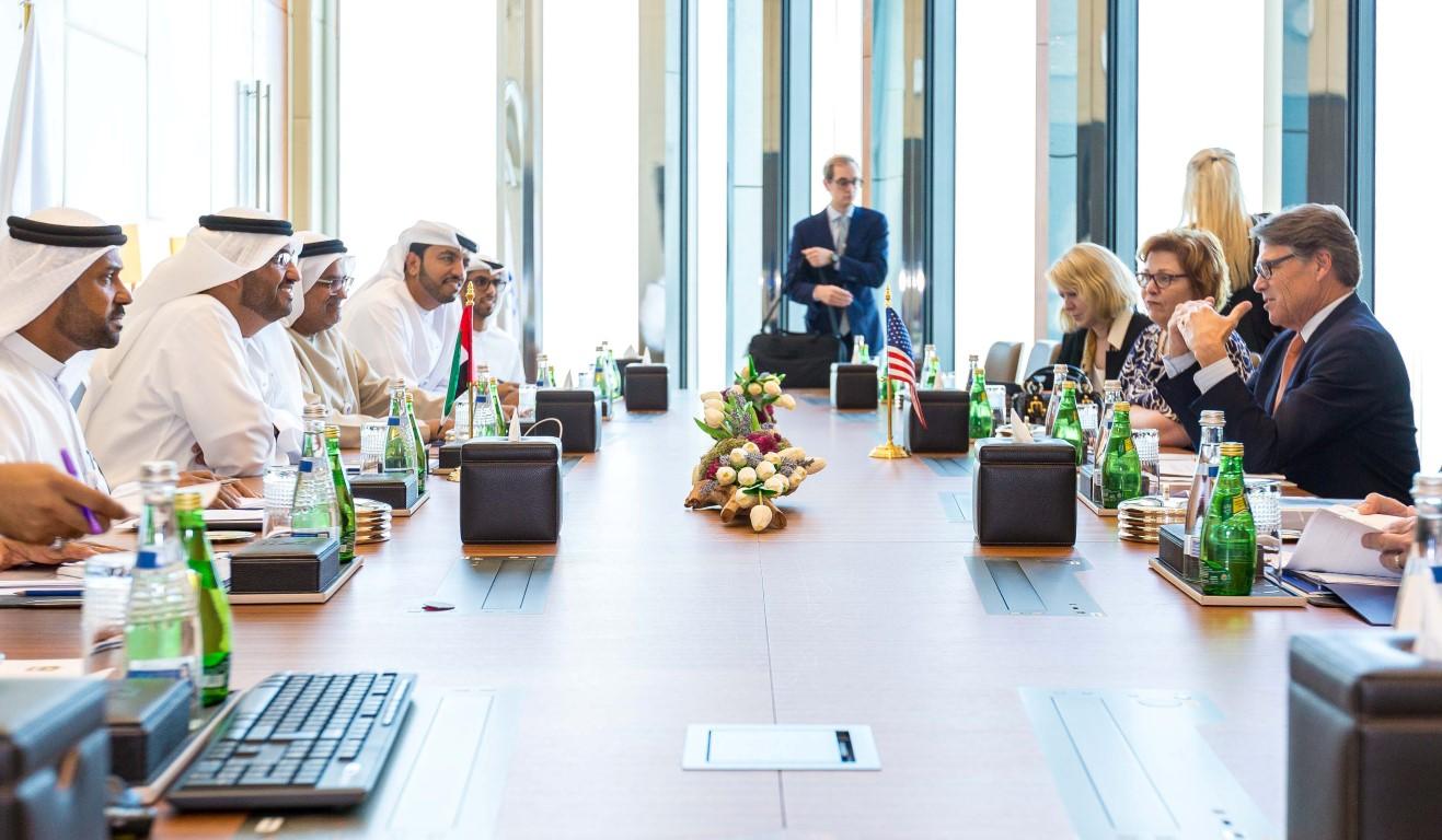 US Secretary of Energy visits ADNOC - Emirates24 7