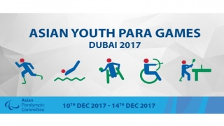 الصورة: Over 800 athletes to compete in 2017 Asian Youth Para Games