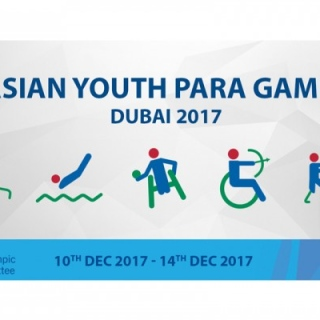 Photo: Over 800 athletes to compete in 2017 Asian Youth Para Games