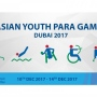 Over 800 athletes to compete in 2017 Asian Youth Para Games