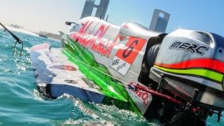 الصورة: Team Abu Dhabi's Formula 1 Powerboat World Championship title represents ongoing sporting success: Nahyan bin Zayed