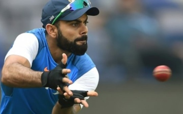 Photo: 'Not good enough': No excuses from Kohli for India's heavy defeat
