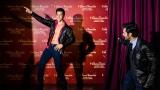 Photo: Varun Dhawan unveils his wax statue at Madame Tussauds in Hong Kong