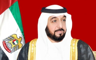 الصورة: UAE President orders aid airlift to Sudan