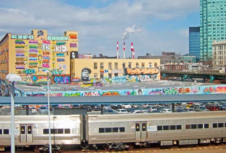 Judge awards graffiti artists $6.7m after works destroyed