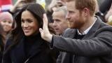 Photo: Prince Harry and Meghan Markle visit Edinburgh