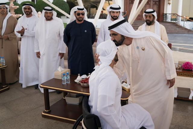 Mohammed Bin Rashid Mohamed Bin Zayed Congratulate Zayed Bin Hamdan On Safe Return News Government Emirates24 7