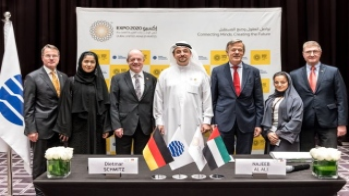 Photo: Germany seals €50m Expo 2020 Dubai participation