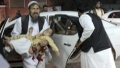 الصورة: Afghanistan: Car bomb near stadium kills 13