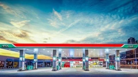 الصورة: ENOC opens network with five new service stations in Dubai