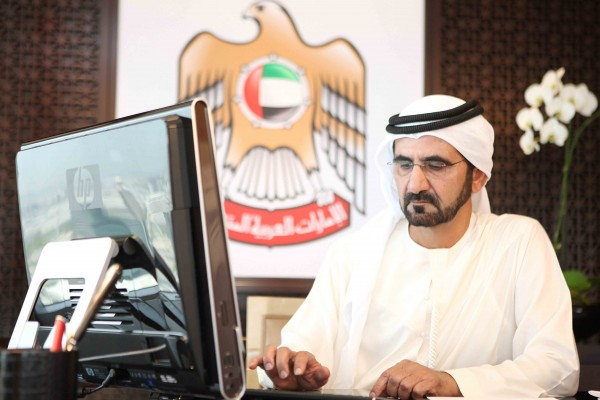 Sheikh Mohammed issues decrees promoting members of Dubai