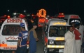 Photo: Suicide bomber wounds 5 troops in Pakistan
