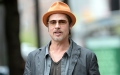 Photo: Brad Pitt and Angelina Jolie 'getting along better' since custody agreement