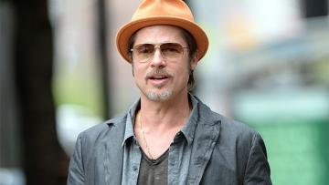 Photo: Brad Pitt and Angelina Jolie 'getting along better' since custody agreement