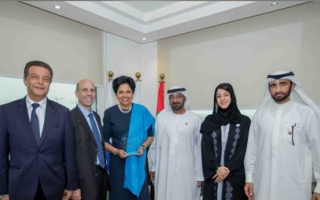 Photo: Expo 2020 Dubai partners with PepsiCo to bring a new vision for beverages and snacks
