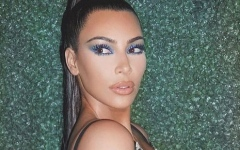 Photo: KUWTK: Kim Kardashian West body collection helped psoriasis 'insecurities'