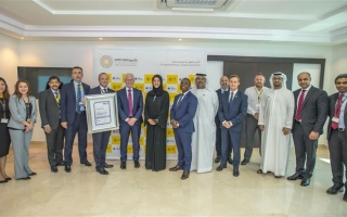 Photo: Expo 2020 Dubai becomes first World Expo in history and second ever 'mega-event' to achieve CIPS award