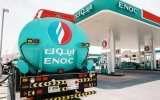 Photo: Construction of ENOC's Expo Dubai Ghaf-tree- inspired service station reaches 40%