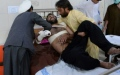 Photo: Official says several bombs at Afghan cricket match kill 8