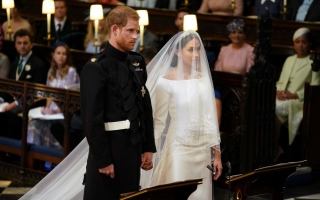 Photo: Duchess Meghan's tribute to first date in veil