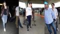 الصورة: Airport Fashion: Kareena Kapoor, Aryan Khan, Diana Penty...