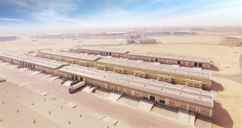 DP World launches green warehousing initiative on world