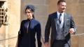 الصورة: David and Victoria Beckham selling off royal wedding outfits