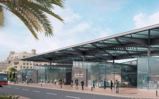 Photo: RTA endorses final design of bus stations serving Expo 2020