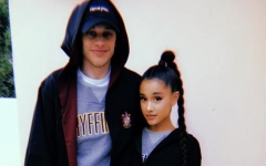 الصورة: Ariana Grande will take Pete Davidson's surname when they wed