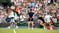 الصورة: Cilic suffers shock Wimbledon exit