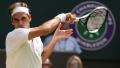 الصورة: Sweet 16 for Federer at Wimbledon