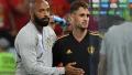 الصورة: World Cup: France say Thierry Henry in 'wrong camp' ahead of Belgium clash