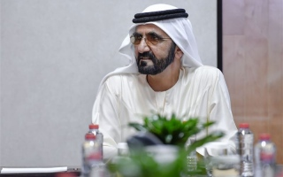 Photo: Sheikh Mohammed enacts changes to the DIFC's legal and regulatory framework