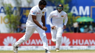 الصورة: Perera puts Sri Lanka on top in 1st South Africa Test