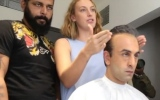 Photo: How wigs made Ranbir into Sanjay Dutt!
