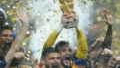 الصورة: France set for heroes' welcome after thrilling World Cup win