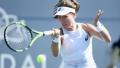 الصورة: Giant-killer Konta into WTA San Jose quarters