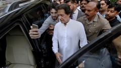 الصورة: Pakistan parliament set to elect speaker in test for Khan