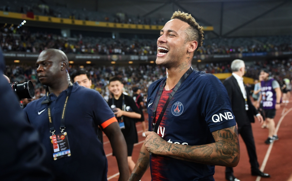 Focus on Neymar-Mbappe partnership as PSG kick off title defence