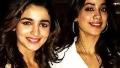 الصورة: Janhvi shocked at Takht casting with Alia and Kareena!