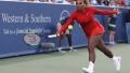 الصورة: Serena Williams breezes past Gavrilova, Pouille ousts Murray